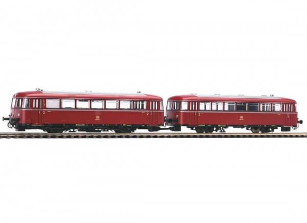 PIKO 52720 Schienenbus 798 + Steuerwagen 998.6
