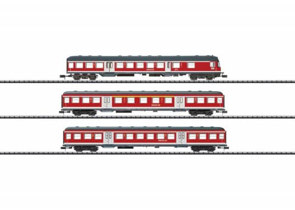 "Minitrix 15306 Personenwagen-Set ""Regionalexpress"""