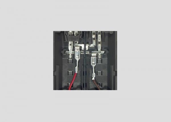 Märklin 74040 C-Gleis Anschlussgarnitur 1 Meter