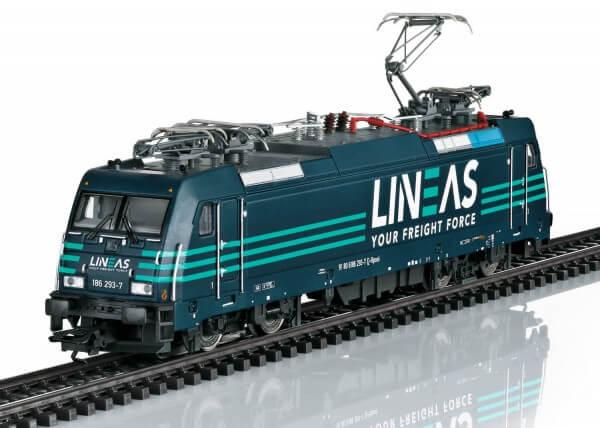 Märklin 36644 Elektrolokomotive Baureihe 186 Lineas