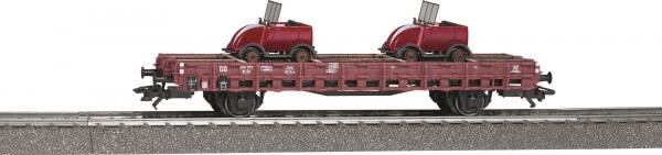 Märklin 46403 Rungenwagen R 20 mit 2 Draisinen beladen