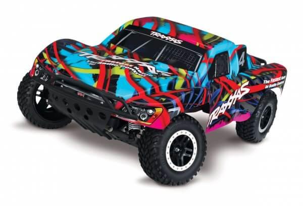 TRAXXAS® 58034-1 Slash Pro 2WD XL-5 Hawaiian Edition