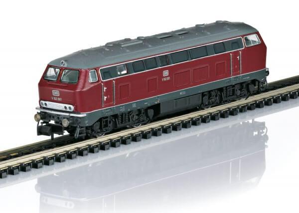 Minitrix 16274 Diesellokomotive Baureihe V162 001
