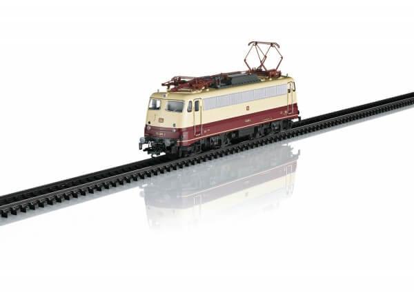 TRIX 22064 Elektrolokomotive Baureihe 112 Bügelfalte DB digital mit Sound