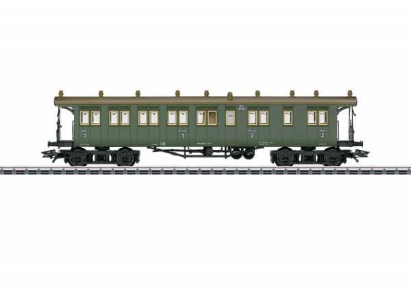Märklin 42104 Württembergischer Reisezugwagen BCCI