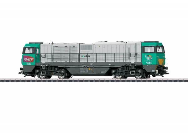 Märklin 37209 Diesellokomotive Vossloh G 2000 BB der SNCF