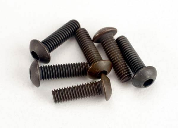 TRAXXAS® 2577 3x10 mm Innensechskant Schraube metrisch