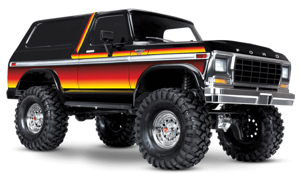 TRAXXAS® TRX4 Ford Bronco 1979 Sunset