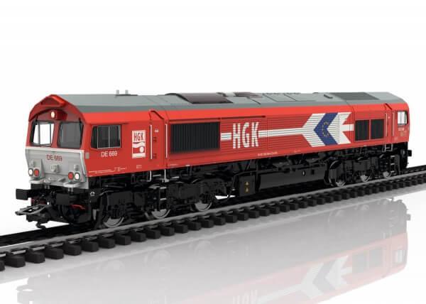Märklin 39060 H0 Diesellokomotive Class 66 der HGK