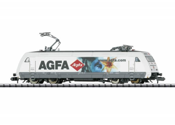 Minitrix 16084 Elektrolokomotive Baureihe 101 AGFA