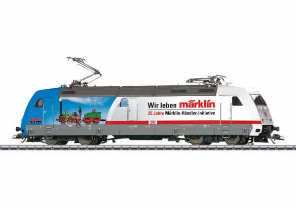 "Märklin 39374 Schnellzuglokomotive Baureihe 101 ""Wir leben Märklin"""