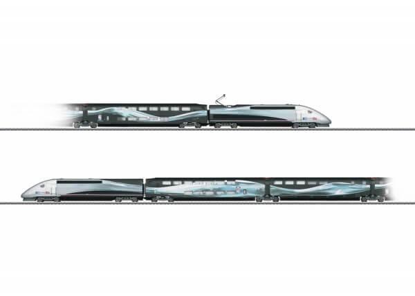 märklin 37797 Hochgeschwindigkeitszug TGV Duplex V 150