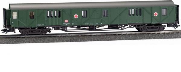 Märklin 43991 Behelfsgepäckwagen MDyg 986 Hilfseinsatz Rotes Kreuz