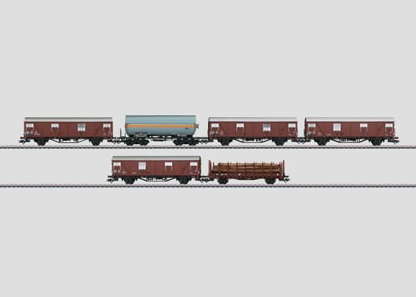 Märklin 47321 Güterwagen-Set