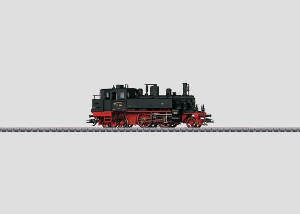 Märklin 37138 Tender-Dampflokomotive Baureihe 73 (ehemalige D XII)