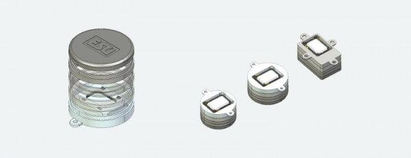 ESU 50341 Modulares Lautsprecher-Set für Einzel-Lautsprecher