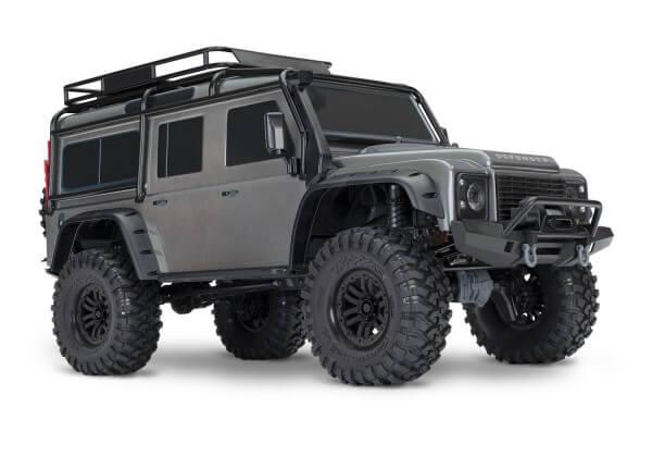 TRAXXAS® 82056-4 TRX4 Scale & Trail Crawler silber 1/10