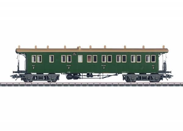 Märklin 42103 Schnellzug-Plattformwagen BCCi