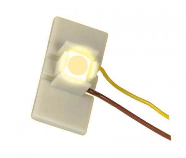 Viessmann 6046 LED für Etageninnenbeleuchtung warmweiß 10 Stück