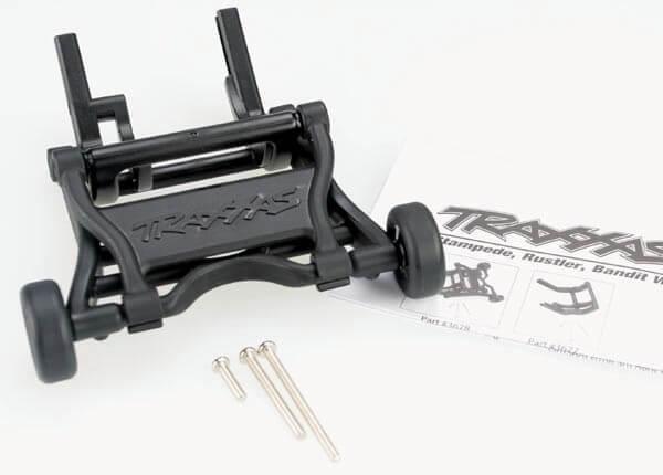 TRAXXAS® 3678 Wheelie bar schwarz