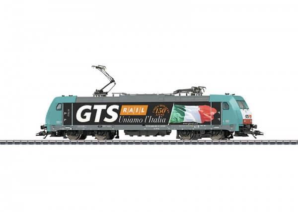Märklin 36619 Mehrzweck-Elektrolokomotive Baureihe E 483 GTS Rail