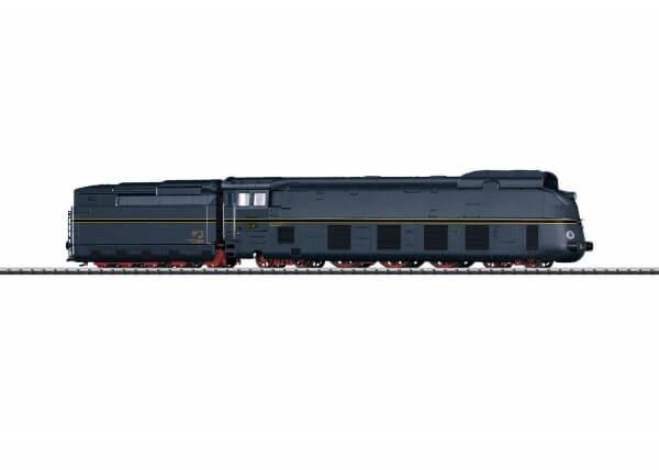 TRIX 22917 Stromlinien-Schnellzugdampflokomotive BR 05