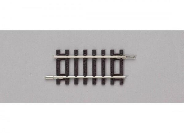 PIKO 55208 GUE62-U gerades Übergangs-Gleis Universal 61,88 mm