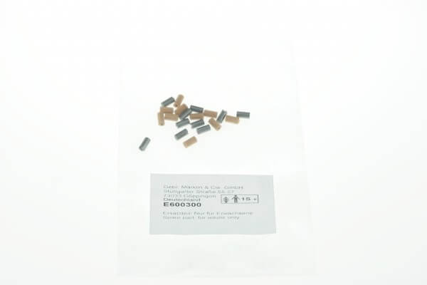Märklin E600300 Ersatzpaar Kohle und Bürste für Scheibenkollektormotoren