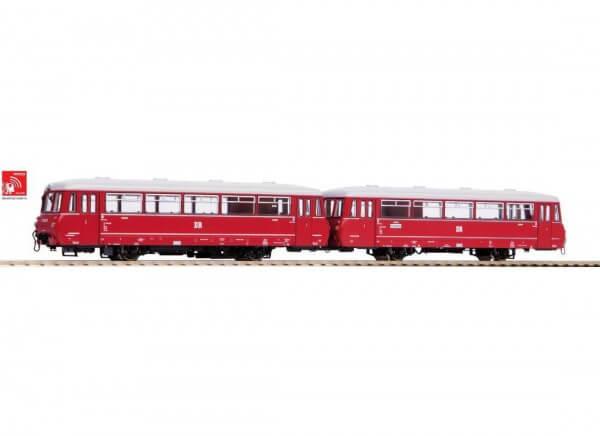 PIKO 52883 H0 Dieseltriebwagen VT 2.09 die Ferkeltaxe der DR
