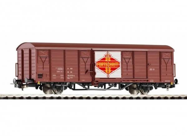 """Piko 58912 Gedeckter Güterwagen Gbs 1500 """"Fortschritt"""""""