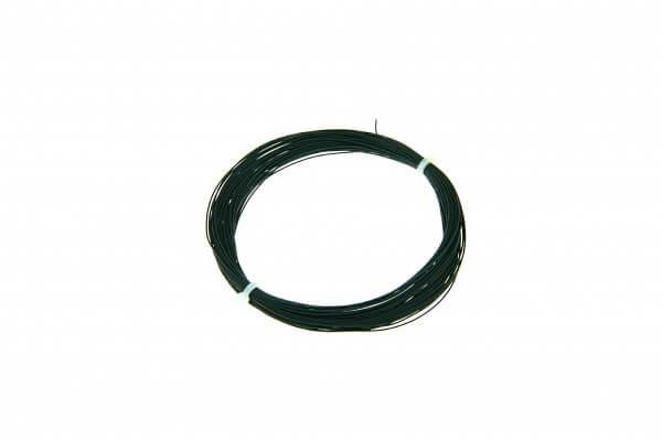 ESU 51942 Hochflexibles Kabel, Durchmesser 0,5mm, AWG36, 10m Wickel, Farbe schwarz