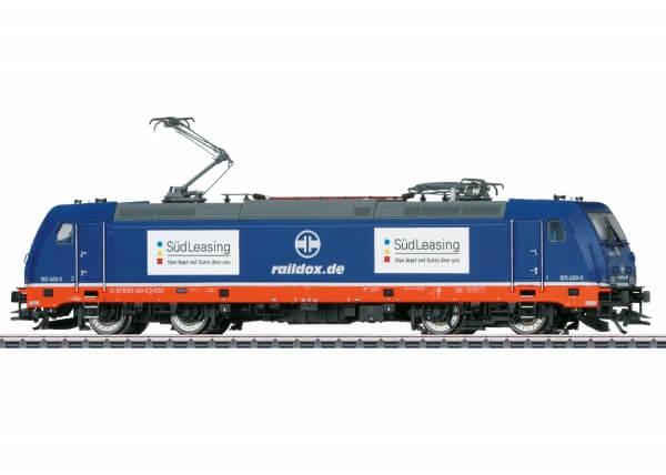 Märklin 37857 Elektrolokomotive Baureihe 185.4 der Firma Raildox GmbH & Co. KG, Erfurt