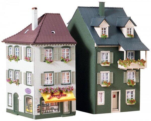 Faller 130414 2 Stadthäuser