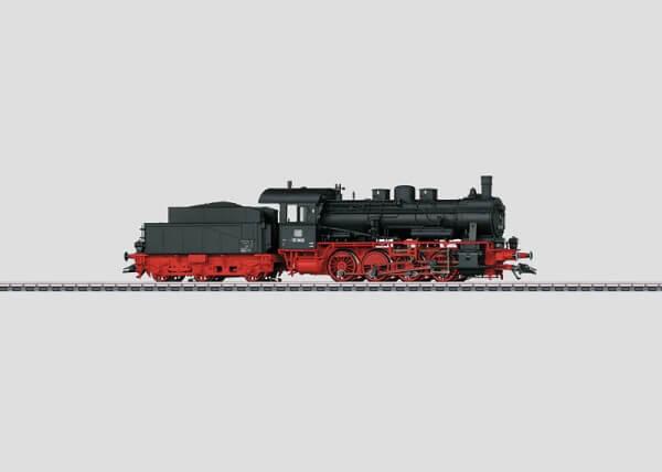 Märklin 37548 Güterzug-Dampflokomotive Baureihe 55
