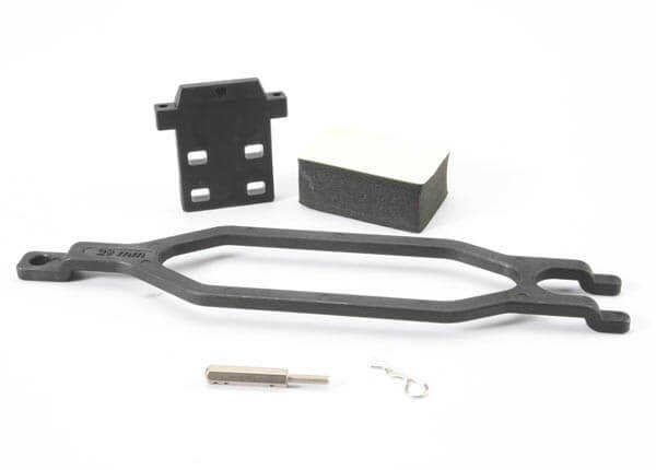 TRAXXAS® 5827X Akku Halter erhöht bis 42 mm Akkus