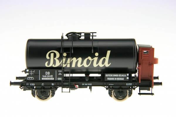 """BRAWA 49201 2-achsiger Kesselwagen """"Bimoid"""" der DB"""