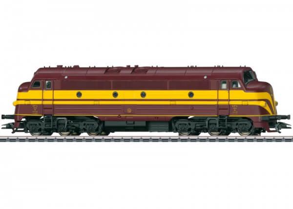 Märklin 39673 Diesellokomotive Serie 1600 NOHAB Mehrzweckmaschine