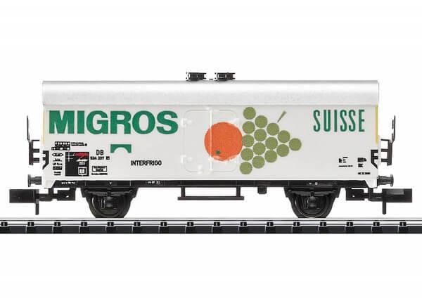 Minitrix 15440 Kühlwagen MIGROS