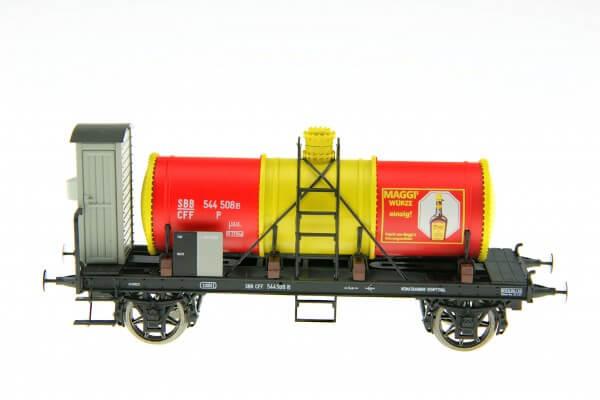 "BRAWA 47832 Kesselwagen K2 ""Maggi"" der SBB"