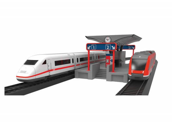 72213 Märklin my world - Bahnsteig mit Lichtfunktion