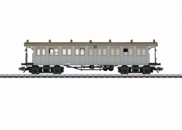 Märklin 42149 Württembergischer Arztwagen
