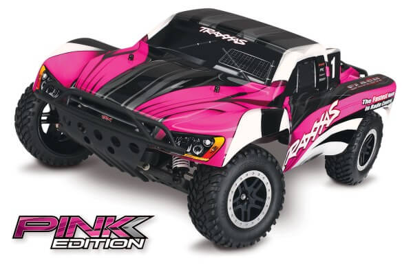 TRAXXAS® 58034-1 Slash Pro 2WD XL-5 PINK Edition