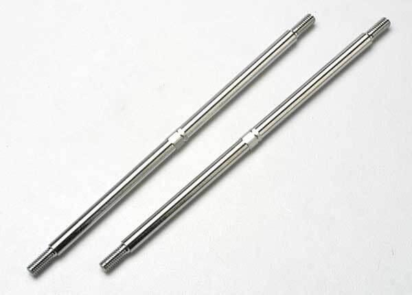 TRAXXAS® 5338 Lenkgestänge vorne Spurstange hinten 5.0 mm Stahl