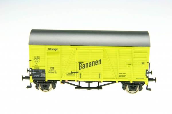 "Exact-train 20120 Gedeckter Güterwagen Oppeln ""Bananen"" der DB"