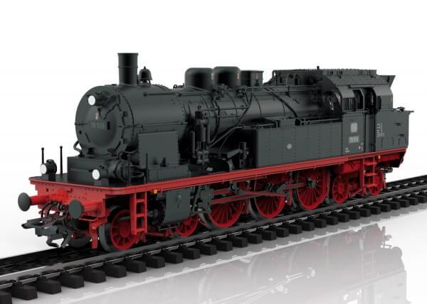 märklin 39786 H0 Dampflokomotive Baureihe 78 der DB digital ohne Sound