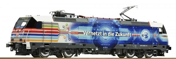 """Roco 73674 Elektrolokomotive BR 146 247 """"Vernetzt in die Zukunft"""""""