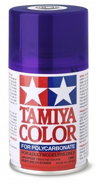 TAMIYA 300086045 PS 45 TRANSLUCENT VIOLETT Polycarbonat 100ml