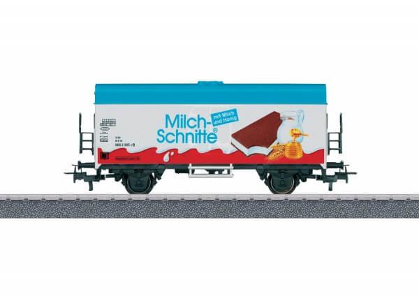 """Märklin 44203 Kühlwagen Ichqrs 377 Märklin Start up """"Milch-Schnitte"""""""