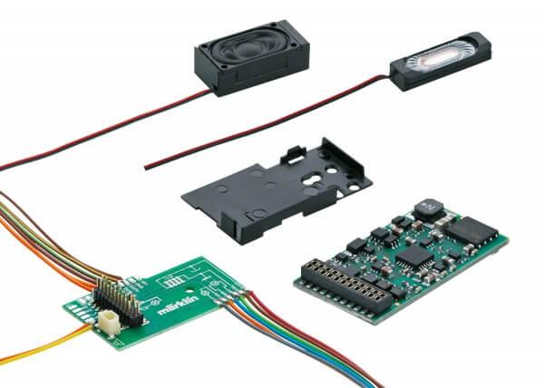 Märklin 60977 märklin SoundDecoder mSD3 Elektrolokomotive