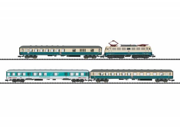 "Minitrix 11635 Eilzug-Set ""Moseltalbahn"""